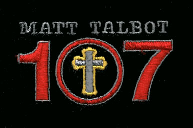 Matt 107 patch